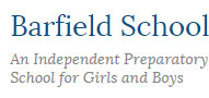 barfield logo text